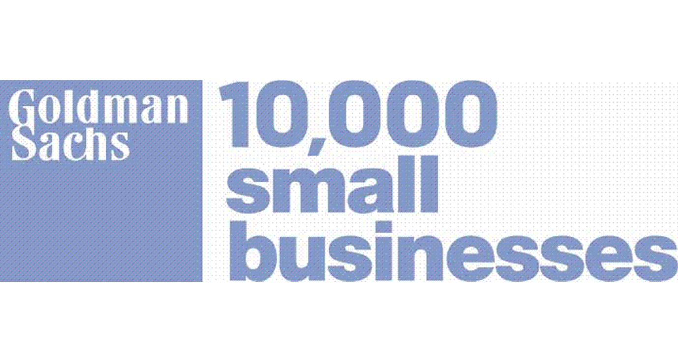 goldman sachs 10k small businesses