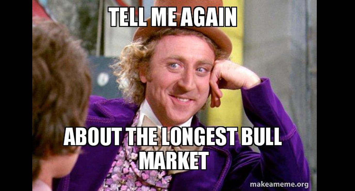 Longest Bull Market